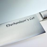 Eberhardson\'s Cut (Schriftzug \