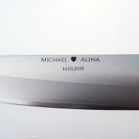 Michael - Alina (Schriftzug \
